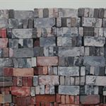 City Texture NO.7  Acrylic on Canvas   120X230cm  2013