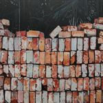 City Texture NO.11  Acrylic on Canvas 150X80cm  2013