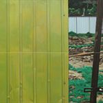 Yellow Isolation N0.2    Oil on Canvas  120X80cm  2013