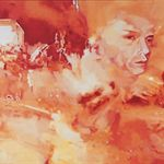 Melting Landscape-2004-210x350cm-oil on canvas