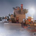 Gao Yansong   Paradise on Earth   Installation Photograph  Edi  No.6 2007