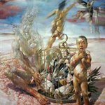Vanish Oil on Canvas 161x130cm 1997