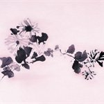Xu Wei  Flower Series in Ink-wash  Oil on Canvas  210x350cm  2006